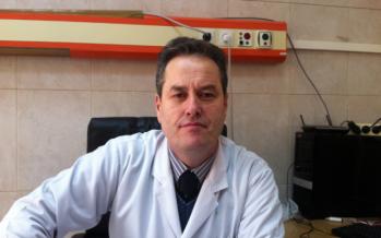 Agron Dogjani, kirurg traumatolog