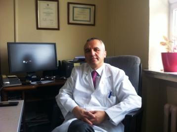 Arjan Harxhi, infeksionist