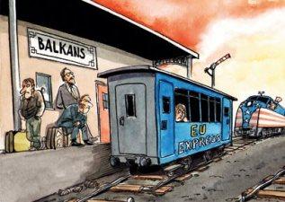 Ballkani dhe BE-ja
