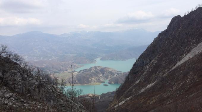 Liqeni i Bovilles